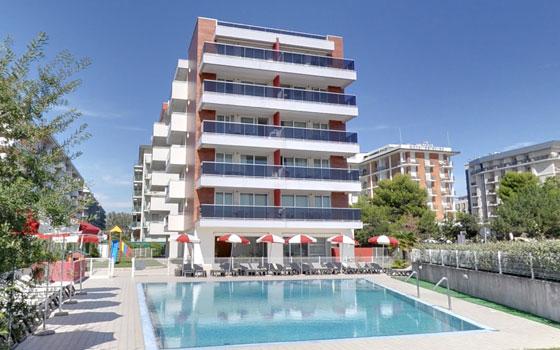 Aparthotel a Bibione Venezia